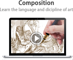 Composition: Learn the language and dicipline of art