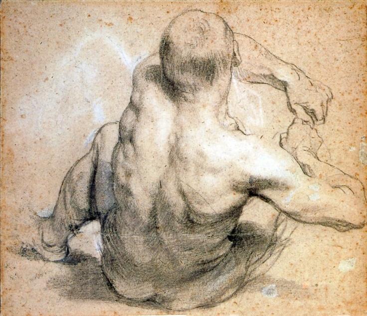 Seated-Man-Leaning-Backwards