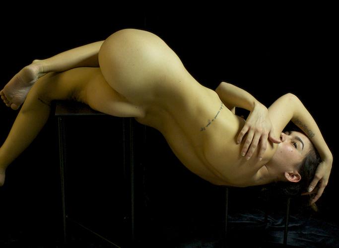 Julia (Nude)