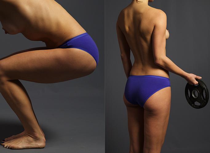Monika Anatomy