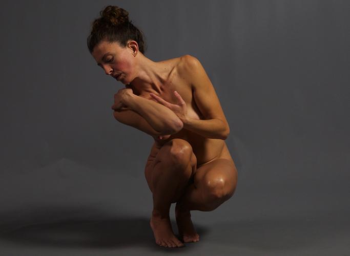 Alexandria: Figure (nude)