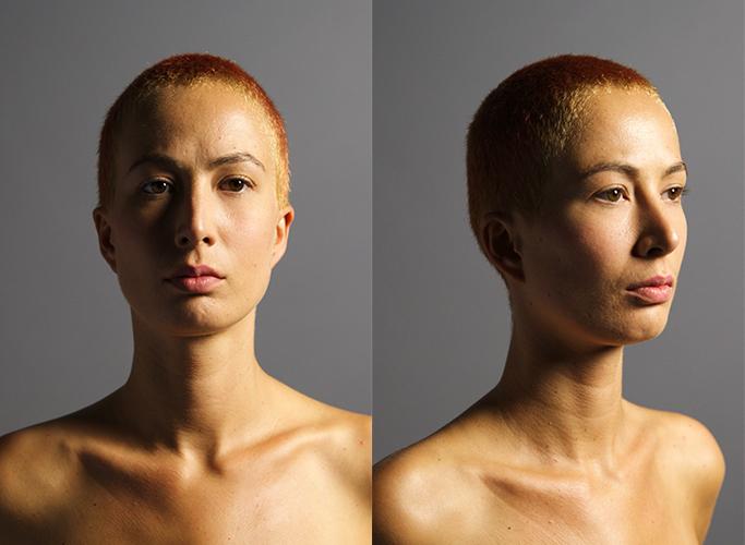 Angelique: Head Turnarounds