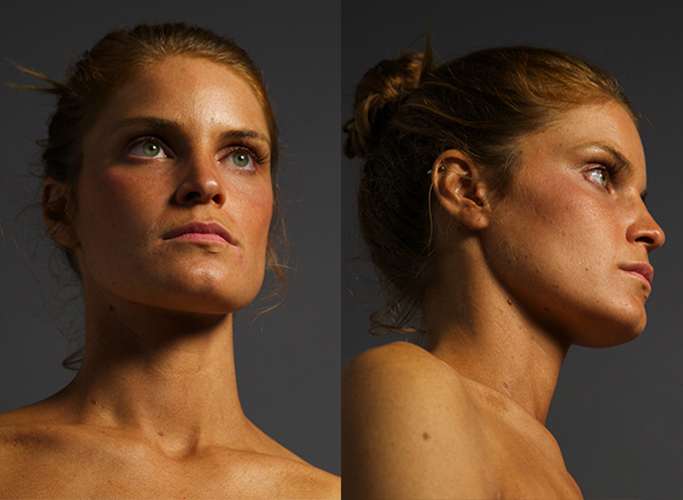 Bridget: Head Turnarounds