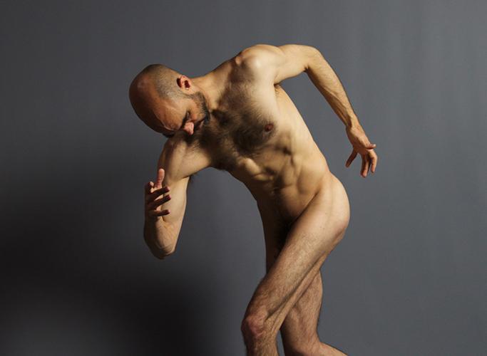 Clay: Figure (nude)