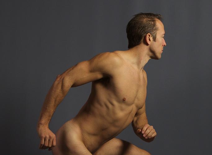 Kevin: Figure (nude)