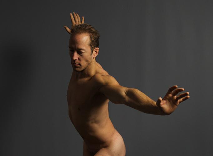 Kevin: Figure (nude) 2