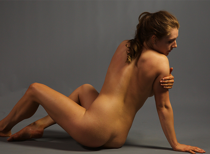 Lauren: Figure (nude)