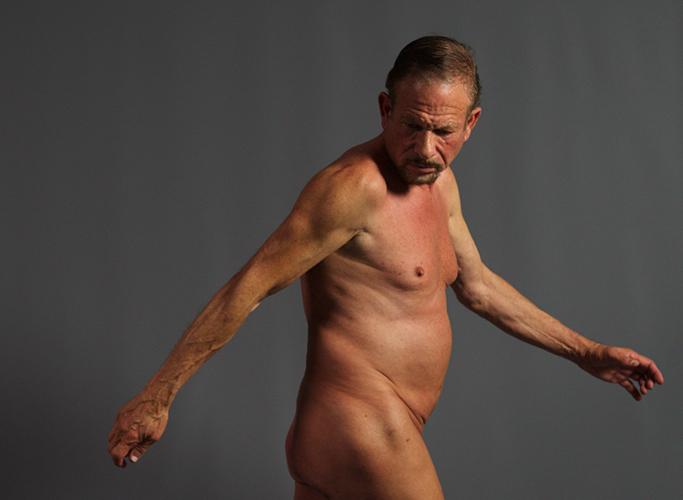 Len: Figure (nude)