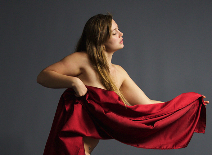 Lillias: Draped 2