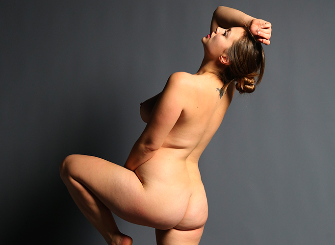 Lillias: Figure (nude) 2