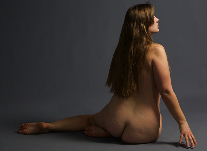 Lillias: Figure (nude) 3