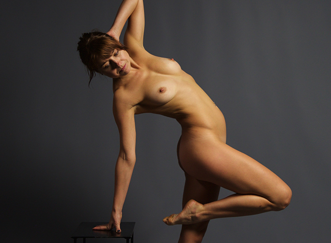 Monika: Figure (nude) 2