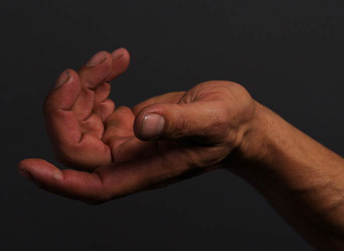 Rajiv: Hands