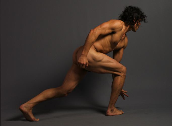 Rajiv: Figure (nude)