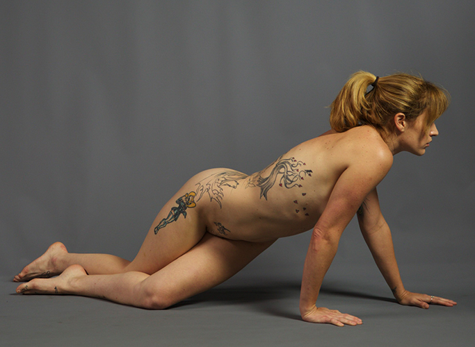 Taryn: Figure (nude) 2
