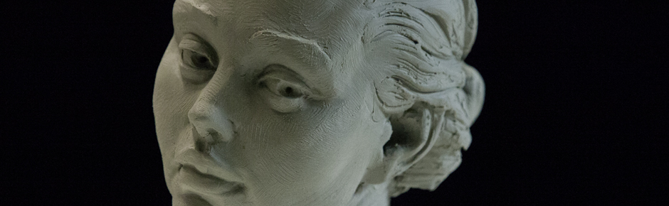 Sculpting the Female Portrait in Clay